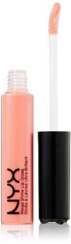 NYX Mega Shine Lip Gloss, Nude Pink