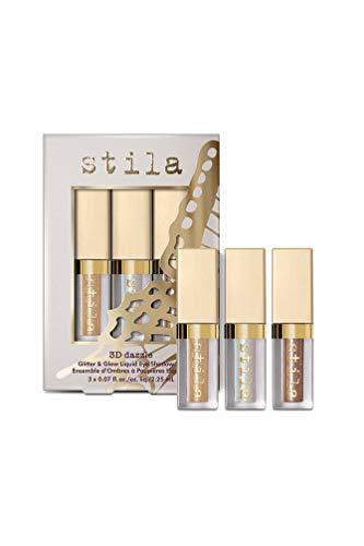 Stila  - 3D Dazzle Glitter & Glow Liquid Eye Shadow Set