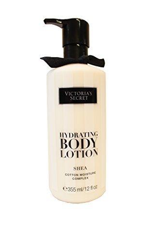 Victoria's Secret - Victoria's Secret Shea Hydrating Body Lotion Cotton Moisture Complex by Victoria's Secret
