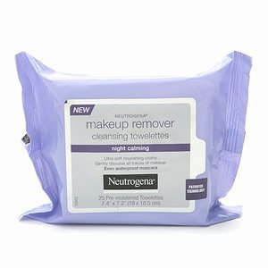 Neutrogena - Neutrogena Makeup Remover Cleansing Towelettes Night Calming, 25 Count, 3pk