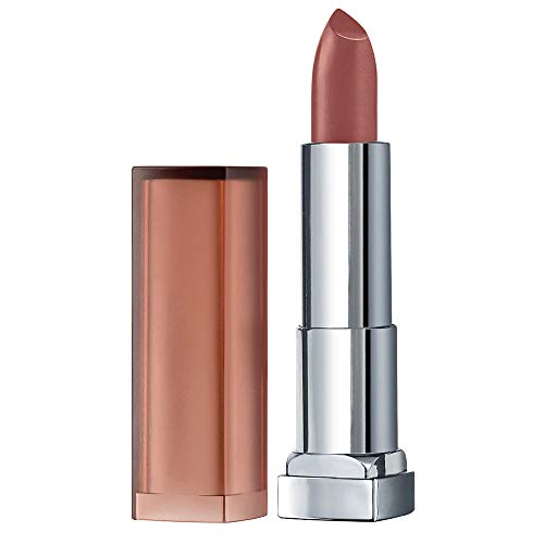Maybelline New York - Maybelline New York Color Sensational Nude Lipstick Matte Lipstick, Toasted Truffle, 0.15 ounce