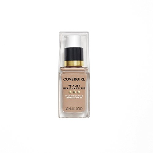 COVERGIRL - Covergirl Vitalist Healthy Elixir Foundation, Creamy Natural 720, 1 Ounce