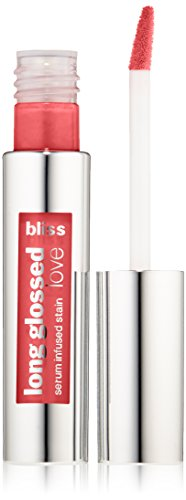 Bliss - Long Glossed Love Serum Infused Stain, Hey-Biscus
