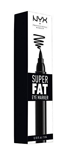 NYX - Super Fat Eye Marker, Carbon Black