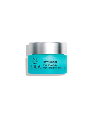 TULA Skin Care - TULA Probiotic Skin Care Healthy Glow Starter Kit with Probiotic Technology - Travel-friendly Facial Cleanser, Day & Night Moisturizer, Illuminating Serum & Eye Cream for Glowing and Youthful Skin