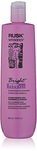 RUSK - RUSK Sensories Bright Chamomile and Lavender Brightening Shampoo, 13.5 Fl. oz.