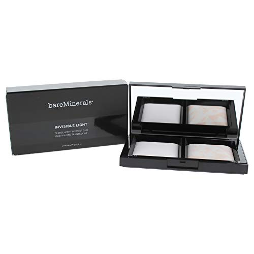 Bare Escentuals - bareMinerals Invisible Light Translucent Powder Duo, 0.31 Ounce