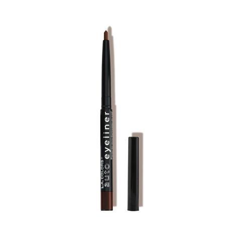 L.A. COLORS - L.A. Colors Automatic Eyeliner Pencil, Black Brown, 0.009 Ounce