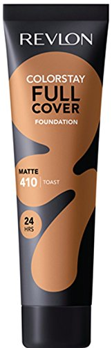 Revlon - ColorStay Full Cover Foundation, Toast