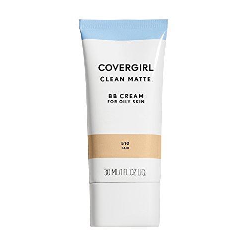 CoverGirl - Clean Matte BB Cream For Fair Skin