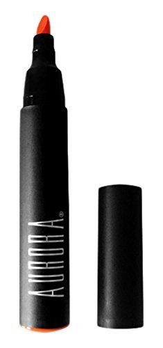 Aurora Cosmetics - Aurora 24H Lively Lipstain in Orange