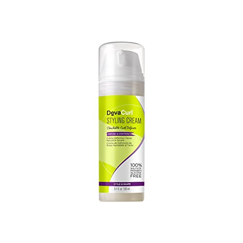 DevaCurl - Styling Cream, Define and Control, Touchable Hold