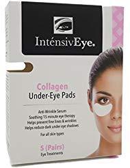 InténsivEye - Collagen Under-Eye Pads 5 Ct