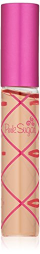 Pink Sugar - Aquolina Sugar Eau de Toilette Rollerball for Women, Pink, 0.34 Ounce