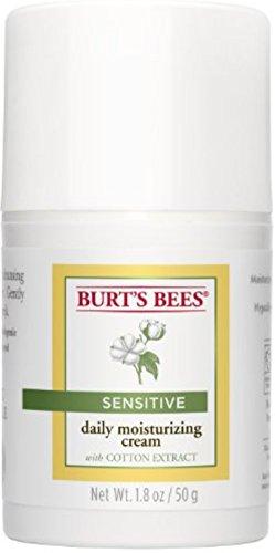 Burt's Bees - Burt's Bees Sensitive Daily Moisturizing Cream 1.8 oz (Pack of 4)