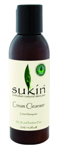 Sukin - Sukin Cream Cleanser Cap, 4.23 Fluid Ounce
