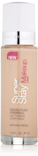 Maybelline New York - Maybelline Superstay Foundation 1 Step - Natural Beige (2-pack)