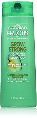 Garnier - Garnier Fructis Grow Strong Fortifying Shampoo 12 Fl Oz (Pack of 2)