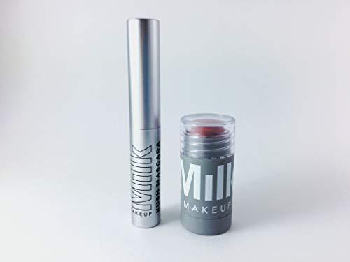 Milk Makeup - The Cool Kids Set: Mini Lip + Cheek in Werk and Mini Kush Mascara