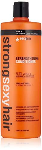 SEXYHAIR - SEXYHAIR Strong Strengthening Conditioner, 33.8 fl. oz.