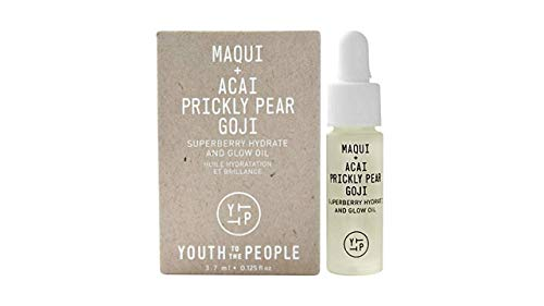 Youth To The People - Youth To The People Superberry Hydrate + Glow Oil Travel Size