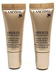 LANCOME PARIS - Lancome Absolue Precious Cells Nourishing Lip Balm, 0.17 OZ/5ml each(pack 2) unbox