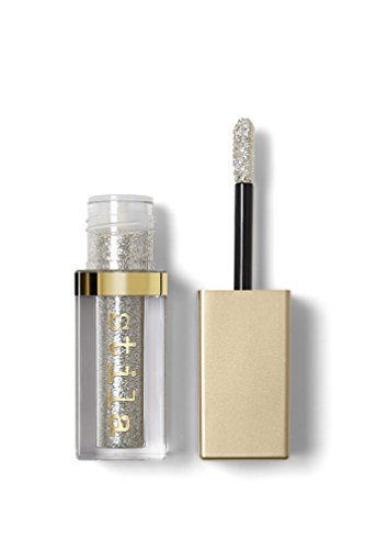 Stila - Magnificent Metals Glitter & Glow Liquid Eye Shadow, Diamond Dust