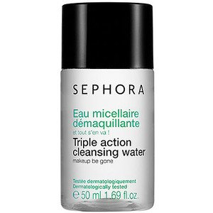 SEPHORA COLLECTION - Sephora Triple Action Cleansing Water, 1.69 oz, NEW!