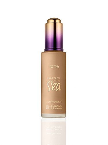 Tarte - Tarte Rainforest of the Sea Water Foundation Broad Spectrum SPF 15 (Light-Medium Sand)