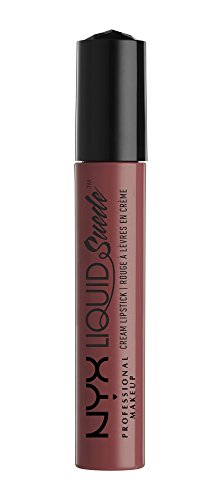 NYX - Liquid Suede Cream Lipstick, Soft-Spoken