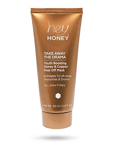 Hey Honey - Anti-aging, Youth Boosting Honey and Copper Peel Off Mask by Hey Honey Skin Care