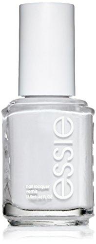 essie - essie nail polish, blanc, white nail polish, 0.46 fl. oz.