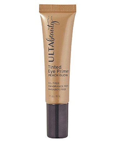 Ulta - Tinted Eye Eyeshadow Primer, Peach Glow