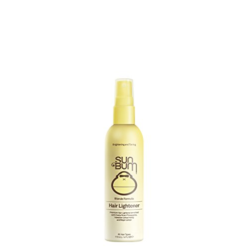 Sun Bum Blonde Formula Hair Lightener