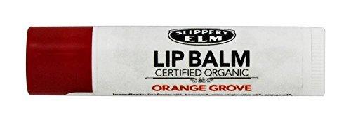 THAYERS - Thayers Organic Slippery Elm Lip Balm, Orange Grove, .15 Ounce by Thayer's