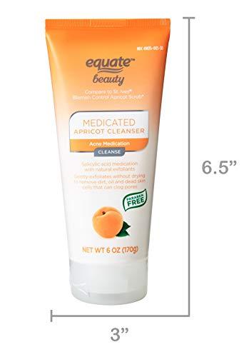 Equate - Equate Apricot Scrub - Blemish Control - 6 oz