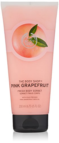 The Body Shop - The Body Shop Pink Grapefruit Body Sorbet Light Moisturizer - 200ml