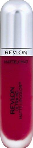 Revlon - Ultra HD Matte Lip Color, Addiction