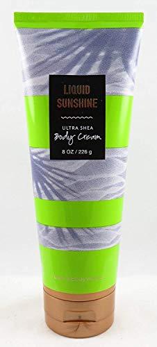 Bath & Body Works - Bath & Body Works Ultra Shea Cream Liquid Sunshine 8oz
