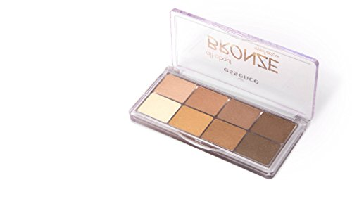 Essence - All About Bronze Eyeshadow Palettes