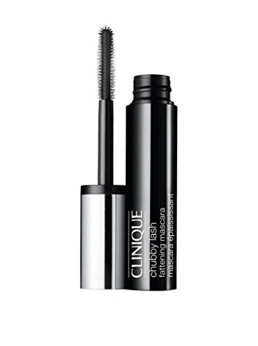 Clinique Clinique Women's Chubby Lash Fattening Mascara, 01 Jumbo Jet, 0.3 Ounce