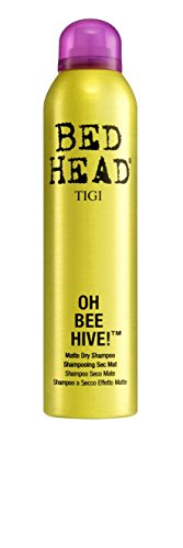 TIGI Cosmetics - Matte Dry Shampoo, Oh Bee Hive!