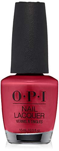 OPI - OPI Nail Lacquer, California Raspberry, 0.5 Fl Oz