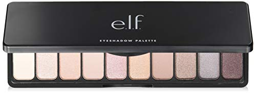 e.l.f. Cosmetics - Eyeshadow Palette, Nude Rose Gold