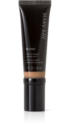 Thinkpichaidai - Mary Kay CC Cream Sunscreen Broad Spectrum SPF 15 ~ Light to Medium