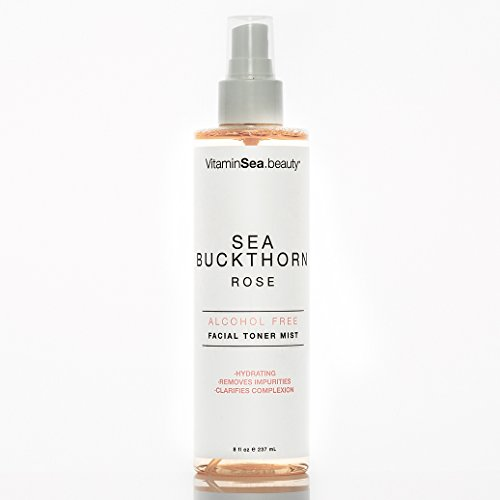 VitaminSEA.beauty - Sea Buckthorn Rose Facial Toner Mist