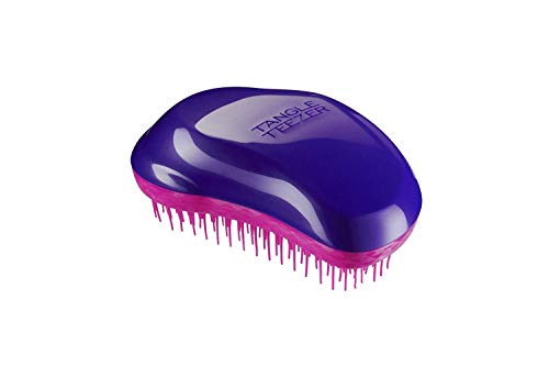 Tangle Teezer - Tangle Teezer The Original, Wet or Dry Detangling Hairbrush for All Hair Types - Plum Delicious