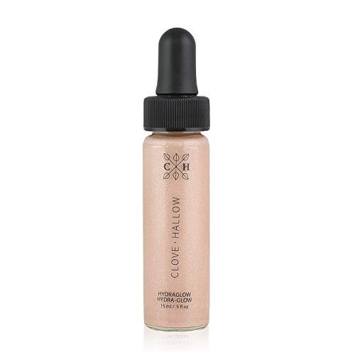 CLOVE + HALLOW - CLOVE + HALLOW Hydraglow Blush Highlighter - Natural Face Makeup Highlighter - Renaissance