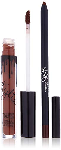 Kylie Cosmetics - Lip Cosmetics Kit, True Brown K