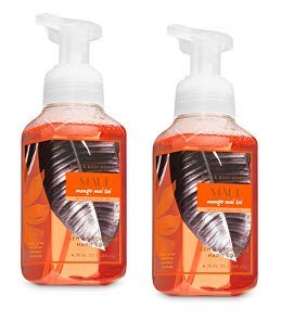 Bath & Body Works - Bath and Body Works 2 Pack Maui Mango Mai Tai Gentle Foaming Hand Soap 8.75 Oz.